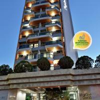 Plaza Inn Flat Araxá, hotel near Araxa Airport - AAX, Araxá