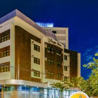 Plaza Inn Augustus, hotel in Goiânia