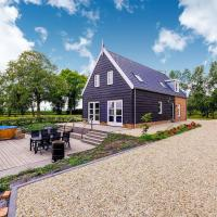 Luxurious Villa in Zwartewaal with Private Garden