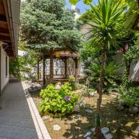 Apartment Paradise garden