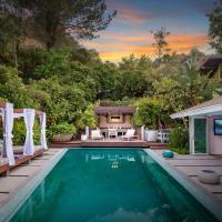 Bali Inspired Hollywood Treasure w/Pool & Gardens