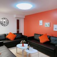Grand Appartement F4 82M2-Port de Paris-Metro 8-Parking Gratuit