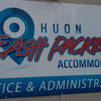 Huon Flash Packers, hotel em Huonville