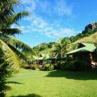 Naqalia Lodge, hotel in Wayasewa Island