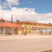 Björkbackens Karaktärshotell, hotell i Vimmerby