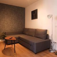 Cozy and Convenient Studio Near Airport
