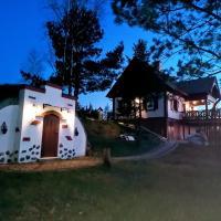 Kaszubski Horyzont – hotel w mieście Pierszczewo