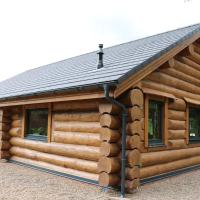 Ewes Water Log Cabins (Willow Cabin)