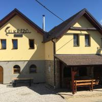 Vinný sklep u Křížů, hotel in Milotice