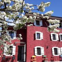 Casa Zuel Guesthouse, hotell i Rolle