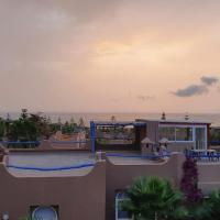 Club evasion, hotel in Sidi Ifni