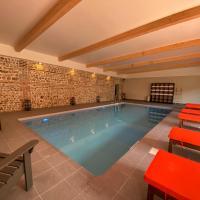 Hôtel-Spa-Piscine Le Petit Castel Beuzeville-Honfleur