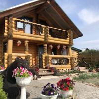 Домик у медведя, hotell i Peschanoye
