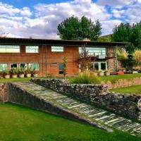 Lodge Rocas Del Plata, hotel in Potrerillos
