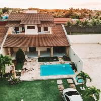 Bela Casa Praia - Caponga e Águas Belas, hotel in Águas Belas