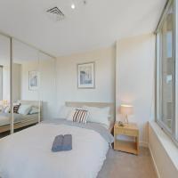 A Comfy & Central 2BR Apt Near Flinders Station