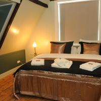 Bed en kerk 2 slaapkamer appartement