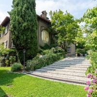 Villa Ronco Dell'Abate - Private Garden in Como