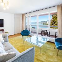 Sunset View Apartment - 2 Bedrooms, hotel in Veytaux