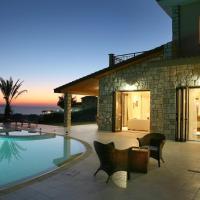 Argaka Villa Sleeps 10 with Pool Air Con and WiFi