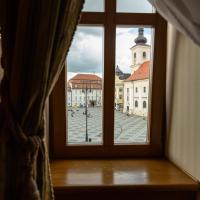 Hotel Am Ring, hotel in Sibiu