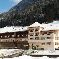 first mountain Hotel Kappl, hotel in Kappl