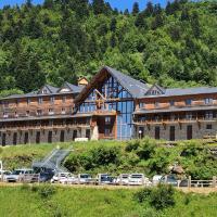 Appartement 4 personnes aux pieds des pistes, Ariège