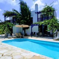 Villa in Kissonerga Sleeps 8 includes Swimming pool Air Con and WiFi, hotel in Kissonerga