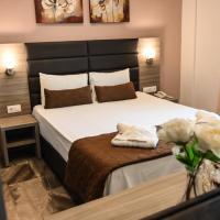 Hotel Kostas, отель в Олимпиаки-Акти