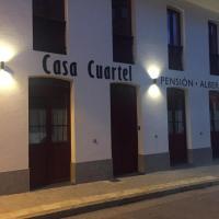 Albergue Casa Cuartel, hotel en Fonsagrada