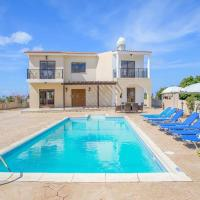 Villa in Pegeia Sleeps 6 includes Swimming pool Air Con and WiFi 9 7