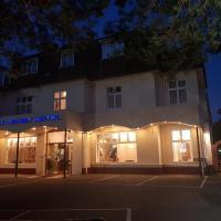 Burley Court Hotel, hotel u Bournemouthu