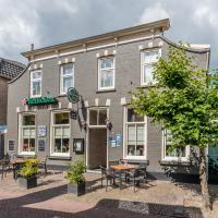 Hotel-Restaurant van der Weijde, hotel in Noordgouwe