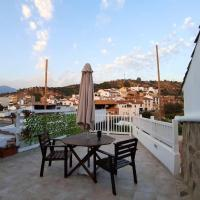 House with one bedroom in Riogordo with wonderful mountain view private pool and furnished garden