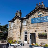 The Lodge, hotel in Hest Bank