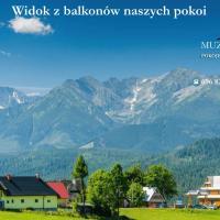 Muzyczny Dworek, hotel in Rzepiska