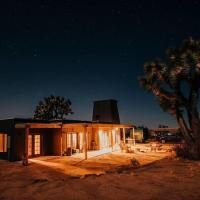 The Joshua Tree Hidden Tower Ranch, hotel in Yucca Valley