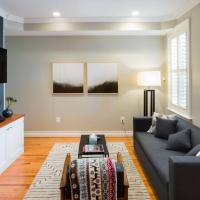 Experience D.C. from this Beautiful Designer Home
