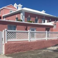 Old Stables - Sealandia Apartments, отель в Маунт-Плезант