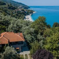 Studio appartments near the sea, hotel in Mouresi
