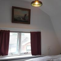 Fijne slaapkamer met extra kamertje in centrum Zaandam