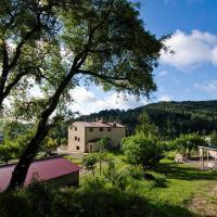 Les Muntades, hotel em Jorba