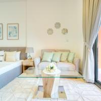 Studio Apartment in Binghatti Stars by Deluxe Holiday Homes