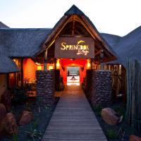 The Springbok Lodge, hotel in Ladysmith