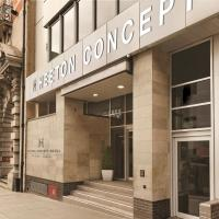 Heeton Concept Hotel - City Centre Liverpool, hotel in Liverpool