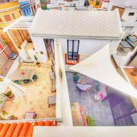 Open Air Historic Penthouse Vegueta