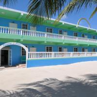Rainbow Hotel, hotel in Caye Caulker