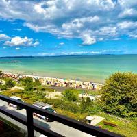 Scharbeutzer Ferienwohnung mit direkter Strandnähe und Meerblick