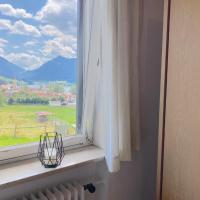 Kontaktlos - Einfache Zimmer zentral in Schliersee mit Bad und WC
