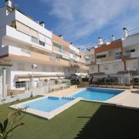 Javea Apartment Sleeps 4 with Pool Air Con and WiFi